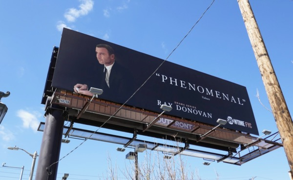 Ray Donovan 2018 Emmy FYC billboard