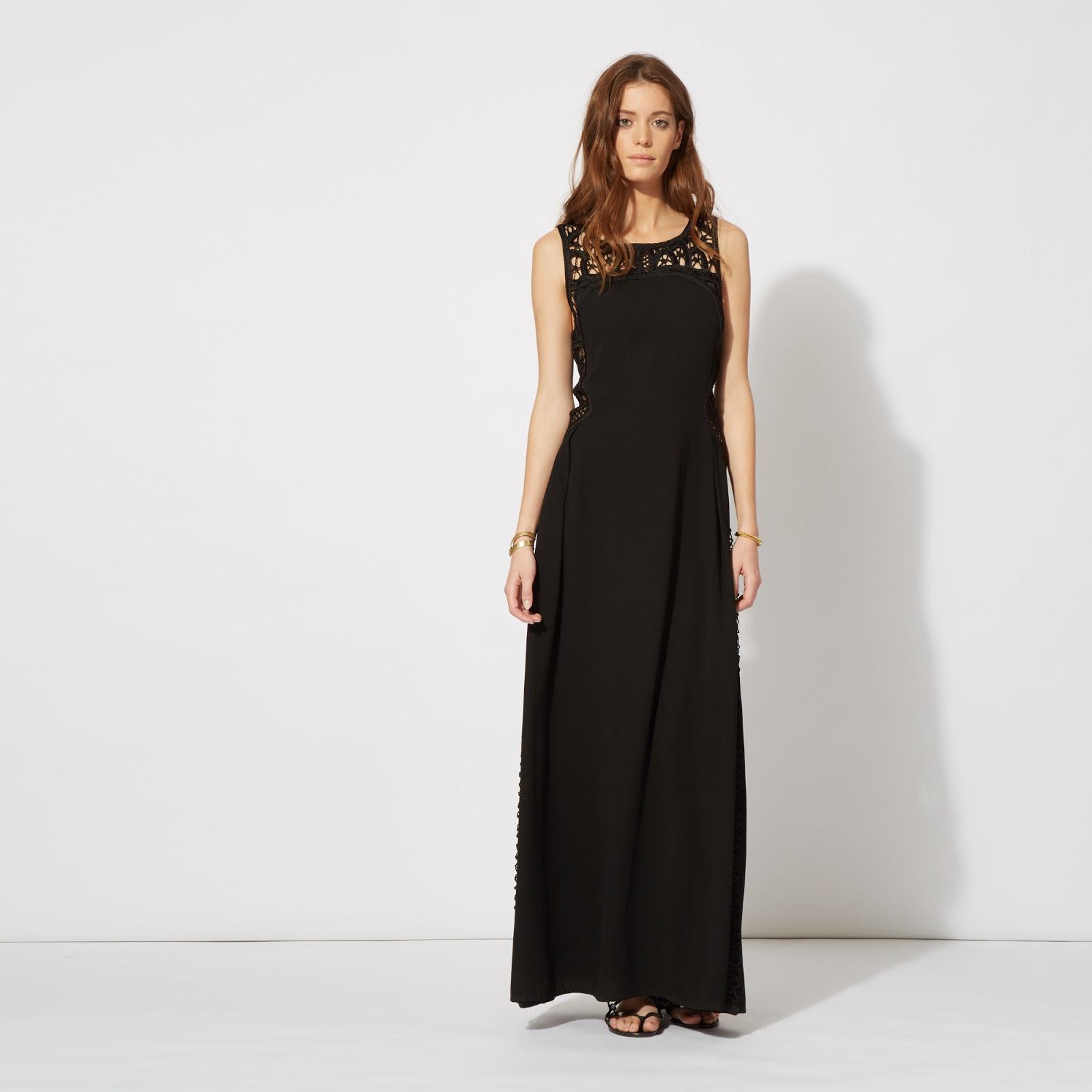 le cas de la robe longue et aur lie alors blog beaut bio et lifestyle dijon. Black Bedroom Furniture Sets. Home Design Ideas