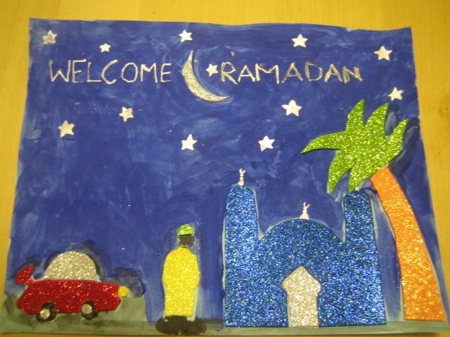ramadan arts and crafts ideas umamah learning academy our week 1 entries for ummi s 7087