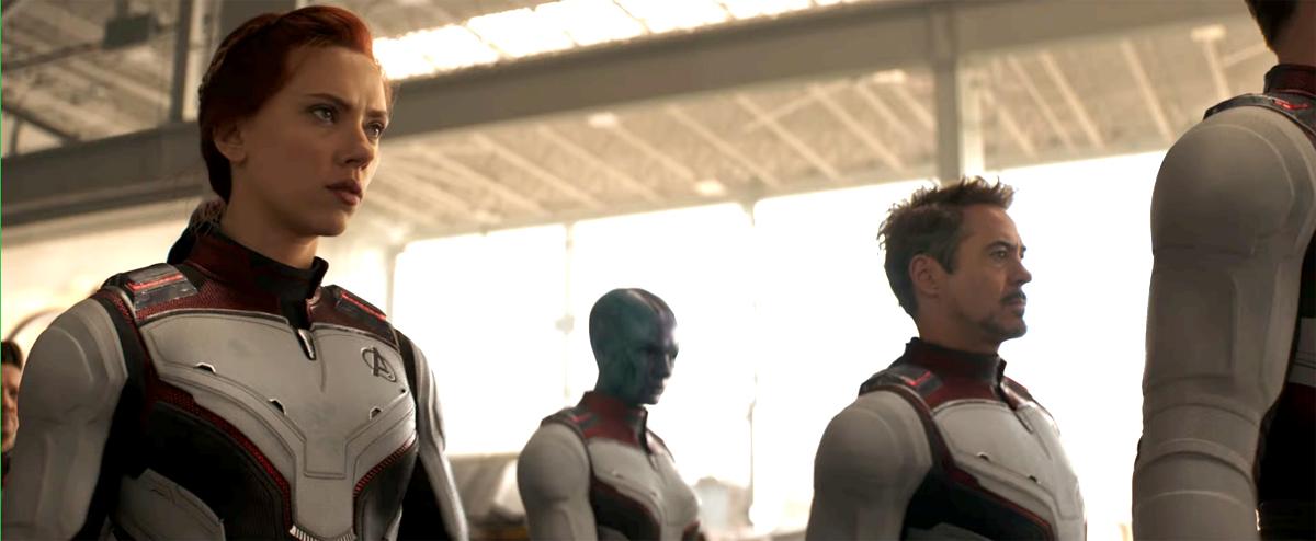 Avengers: Endgame (Spoiler Edition) | Scott's Self-Indulgent