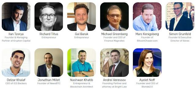 CrowdWiz ICO , menghubungkan antara Investor dan Enterpreneur dalam satu platform