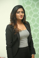Actress Eesha Looks gorgeous in Blazer and T Shirt at Ami Tumi success meet ~  Exclusive 095.JPG