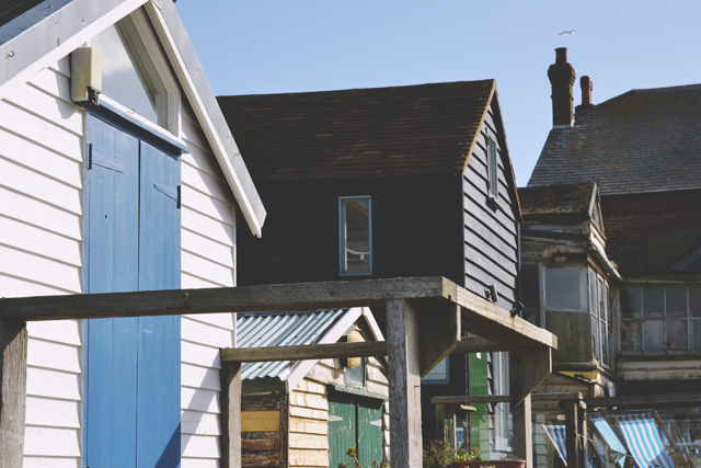 Whitstable Fisherman Hut