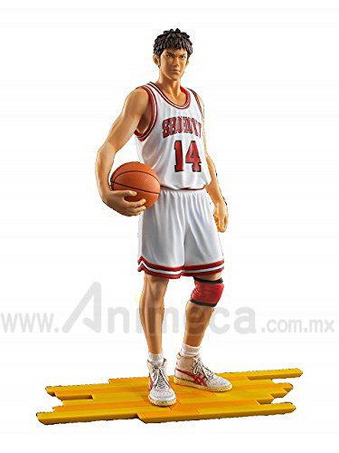 Figura Hisashi Mitsui White Uniform Ver. Producción limitada The spirit collection of Inoue Takehiko Slam Dunk
