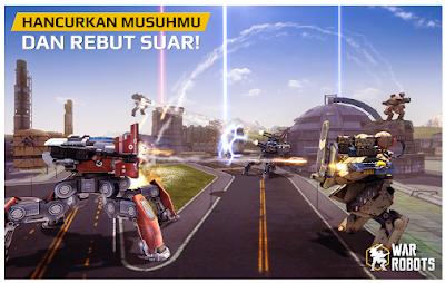 Game Robot Online Terbaik Untuk Android