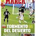 Así vienen las portadas de la prensa deportiva del jueves 14 de diciembre de 2017