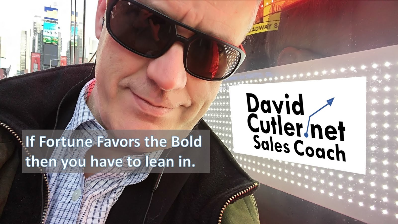 David Cutler Sales Coach