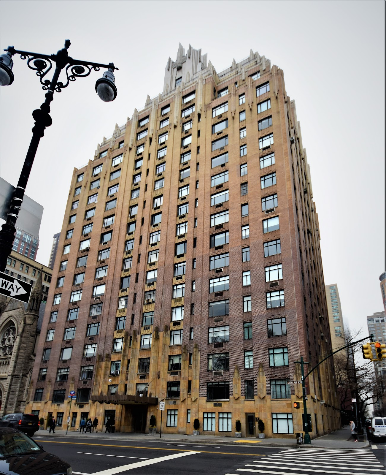Central Park Apartments New York: Daytonian In Manhattan: From Rudy Vallee To Ghostbusters