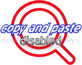 How to Disable Copy and Paste on Blogger Posts