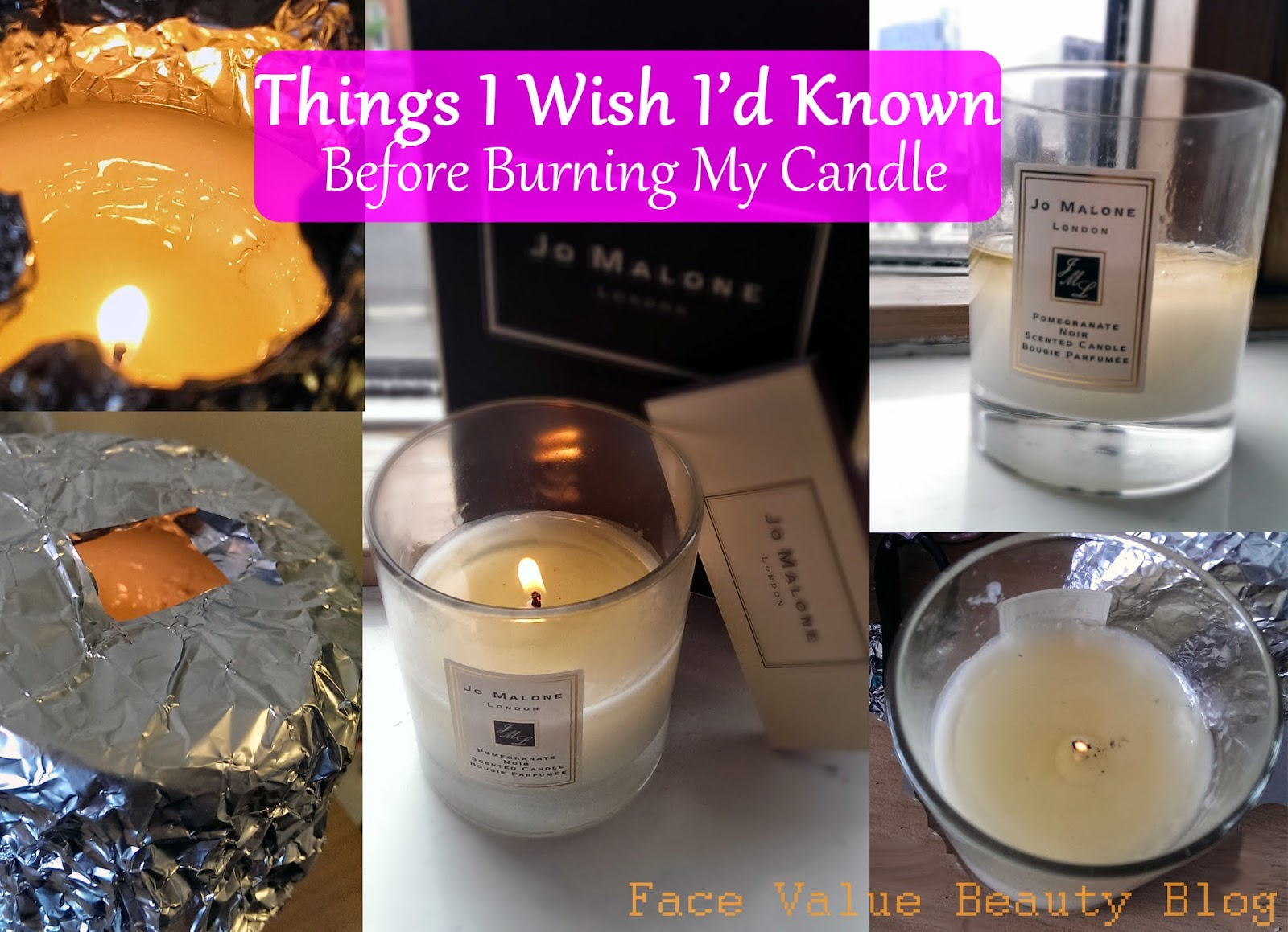 Things You Need To Know About Scented Candles