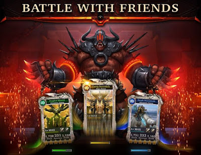Legendary: Game of Heroes Mod v1.7.9 Apk (High Damage)