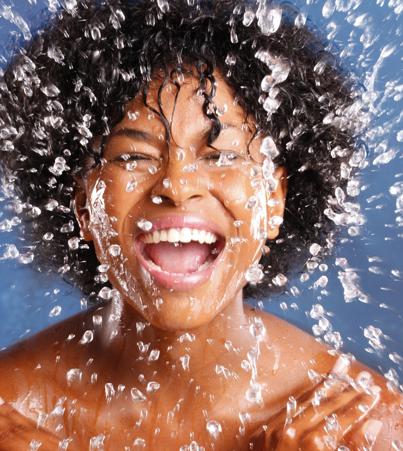 Blog Afro - Wash & go et cheveux crépus 4C