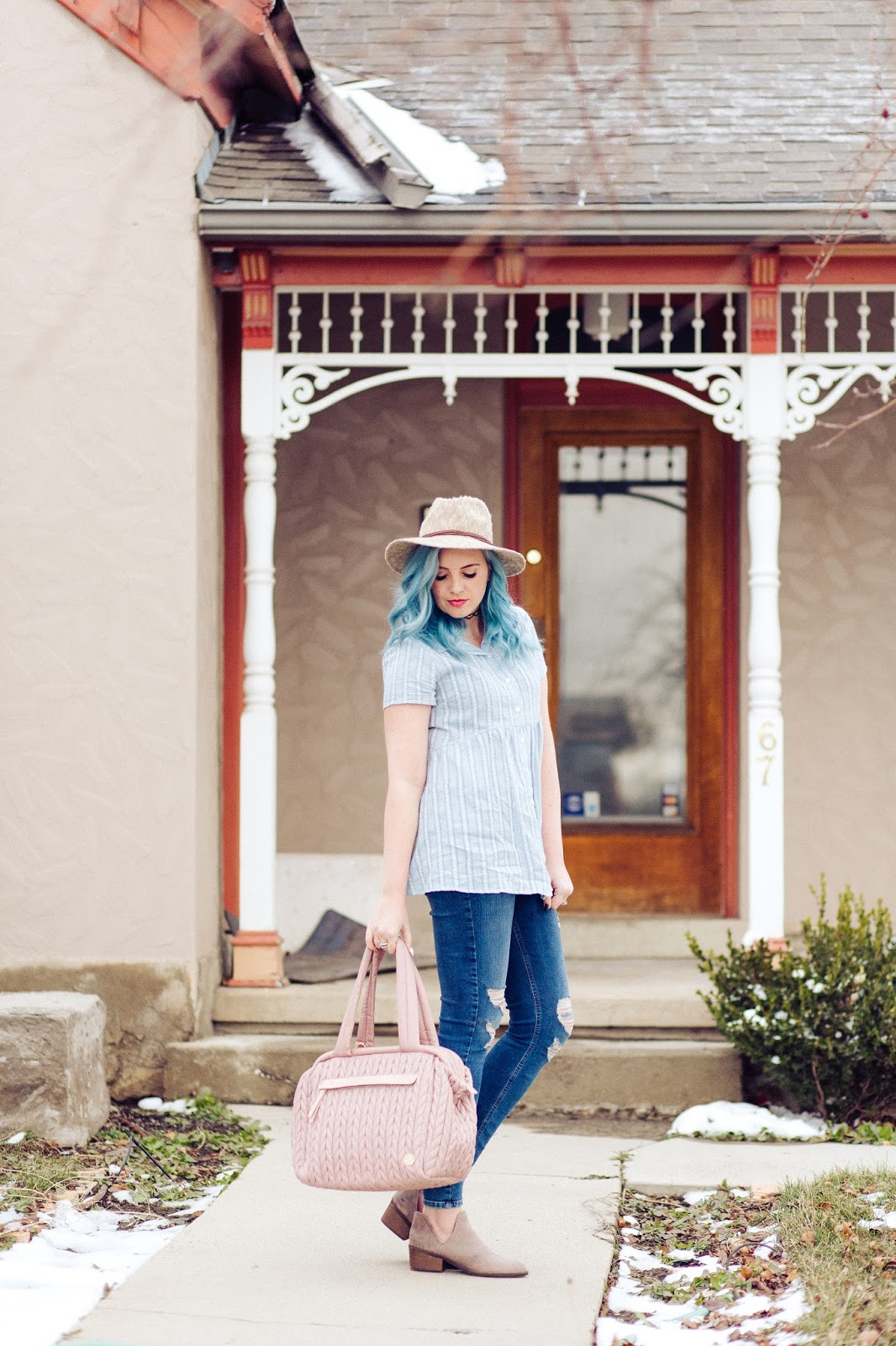 Utah Fashion Blogger, Modest outfit, Spring Outfit