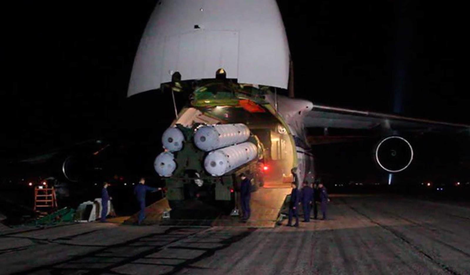 Pentagon menyebut pengiriman S-300 Rusia ke Suriah tidak bertanggung jawab