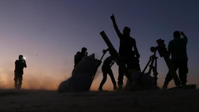 """""""Rebeldes apoyados por EEUU han matado a más de 16 mil sirios"""""""