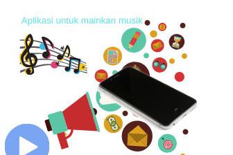 5 Aplikasi untuk mainkan musik membuat makin asyik
