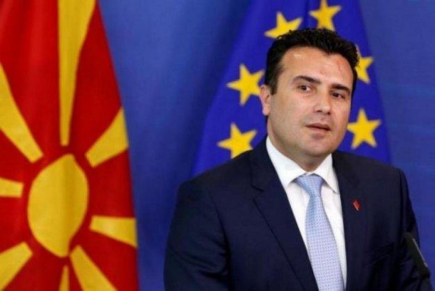 Ζάεφ: Θα έρθω στην Αθήνα με αεροσκάφος που θα γράφει «Δημοκρατία της Βόρειας Μακεδονίας»