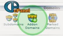 Host mutiple websites on single hosting account