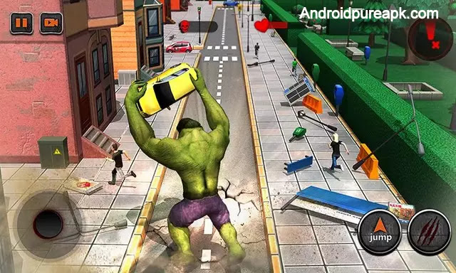 Ultimate Monster 2016 Apk Download Mod