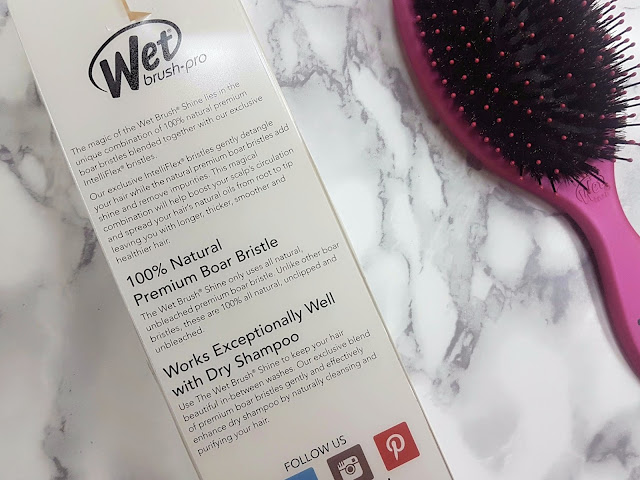 The Wet Brush Pro Shine
