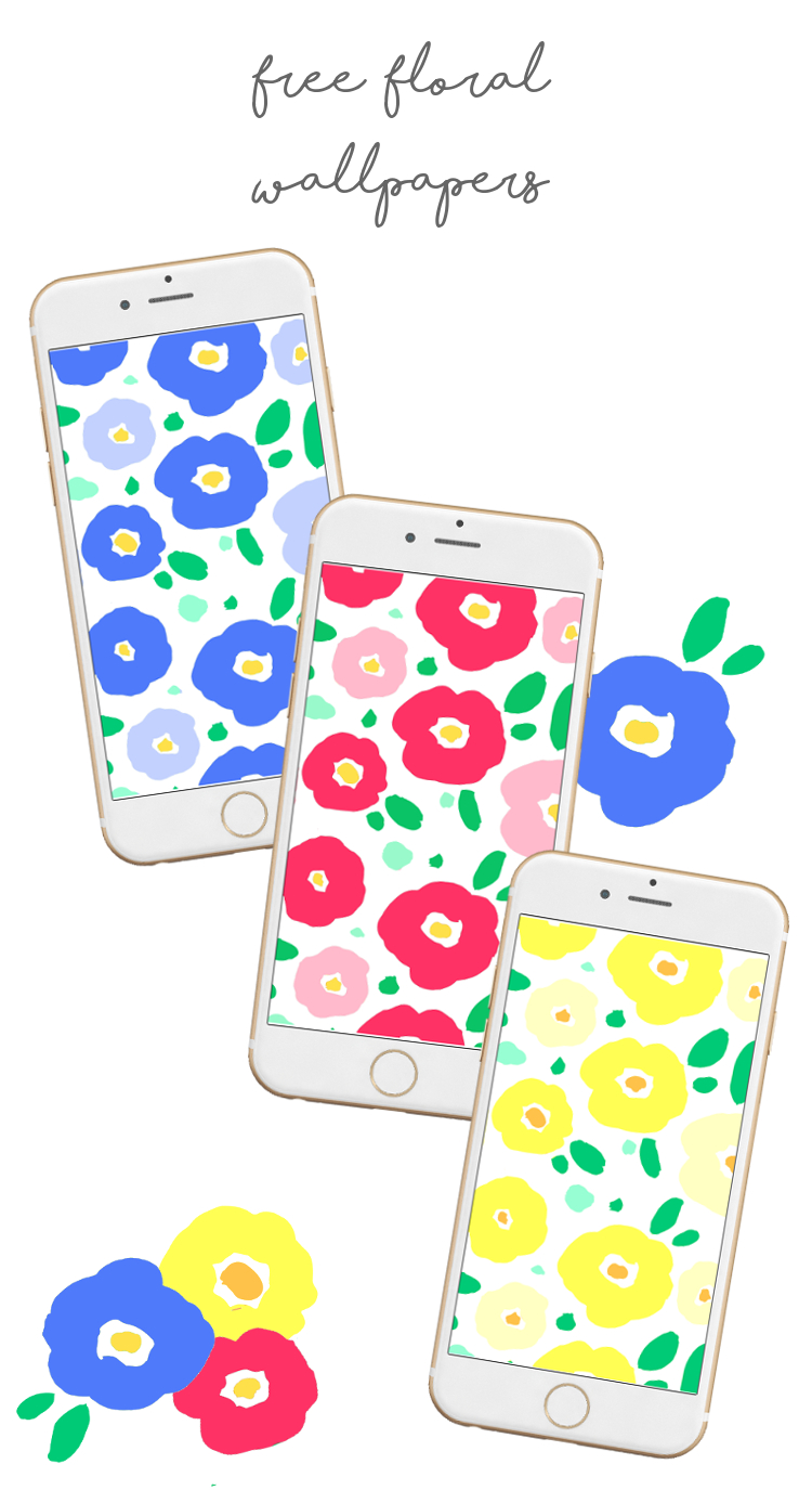 FREE FLORAL WALLPAPERS FOR YOUR DESKTOP OR PHONE.