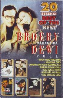 Broery Marantika feat Dewi Yull - Jangan Ada Dusta Diantara Kita  ( Karaoke )