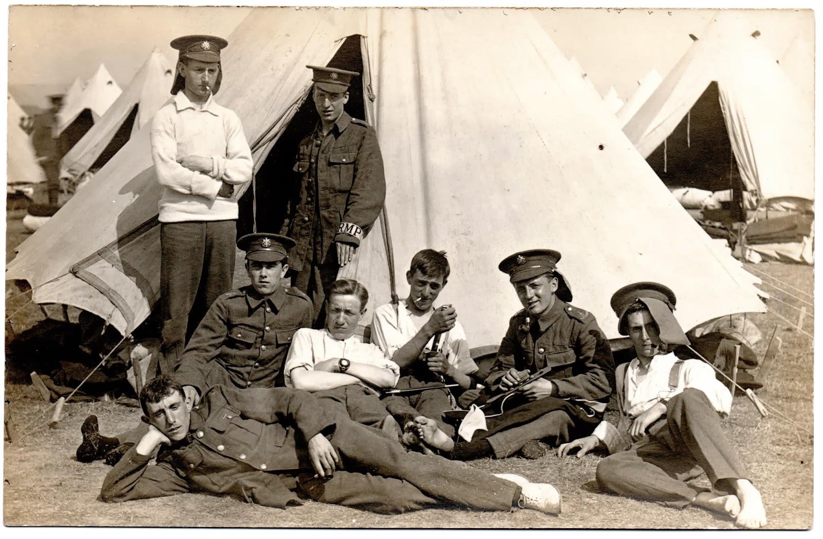 Great War Postcards: February 2014