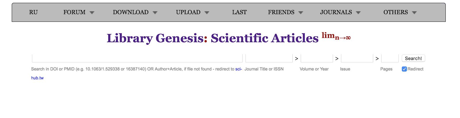 Dove leggere articoli scientifici gratis