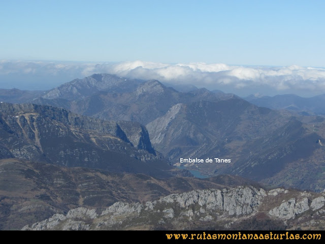 Ruta Belerda-Visu La Grande: Vista de la Xamoca