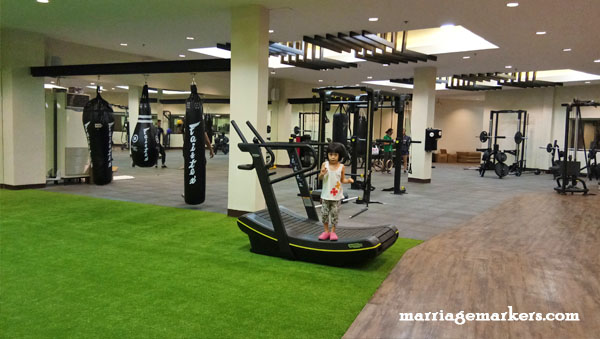 Fitness Mecca Bacolod - Technogym Omnia Functional Training