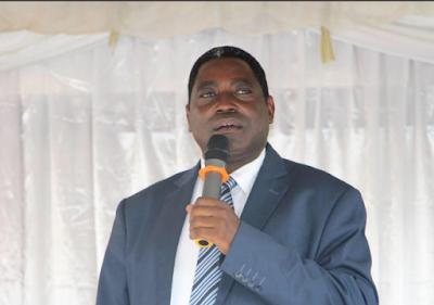 Waziri wa viwanda na biashara