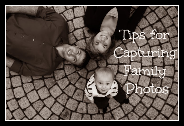 Family Photo Tips!