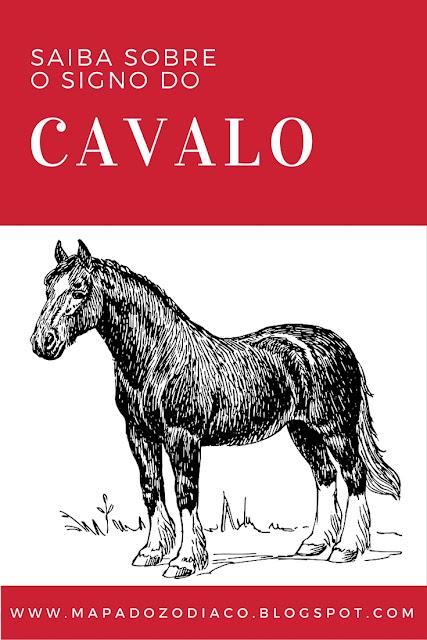 a personalidade do signo do cavalo