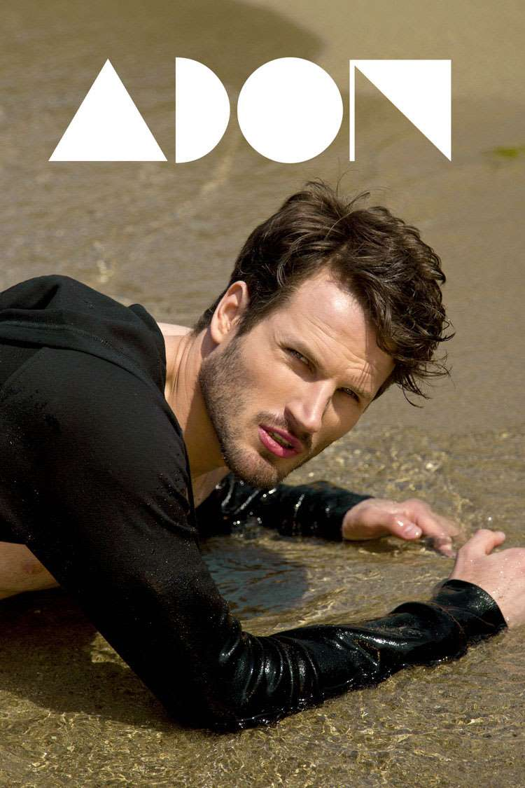 David Koch para ADON Magazine por Andreas Constantinou