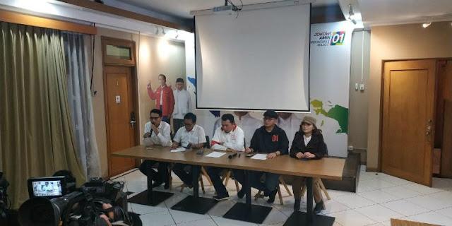TKN Terima 14.843 Laporan Dugaan Kecurangan yang Untungkan Kubu Prabowo