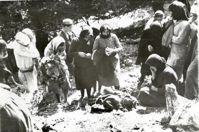 Πώς σώθηκαν από τη χαριστική βολή των Γερμανών εκτελεστών τους. Η τύχη  δύο  18χρονων παλικαριών επί  γερμανικής κατοχής