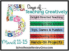 5 Days of Teaching Creatively