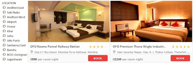 My #OYOxplorer Adventure with OYO Rooms In Mumbai