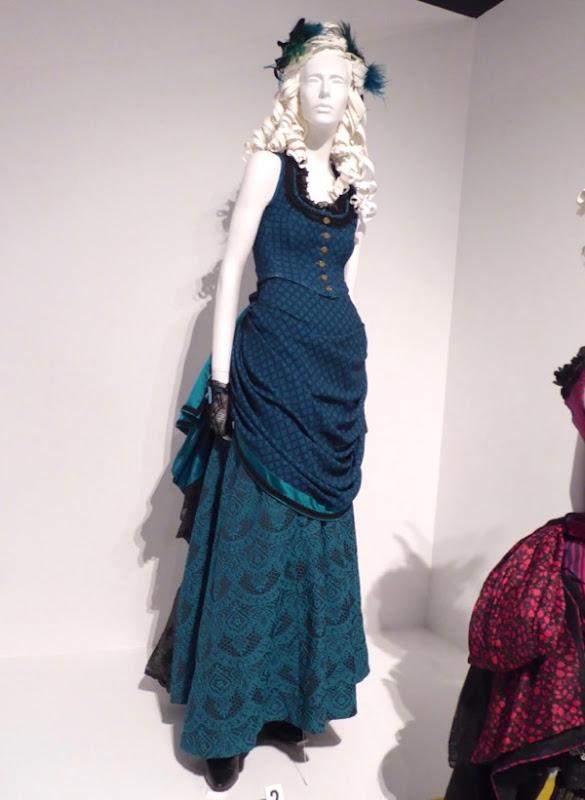 Angela Sarafyan Westworld Clementine costume