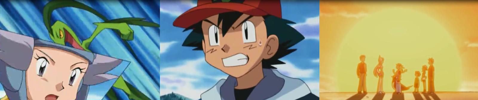 Pokemon Capitulo 45 Temporada 7 Batalla En El Cielo Azul