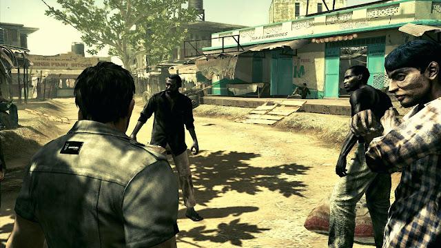 Resident Evil 5 Gold Edition Captura 4