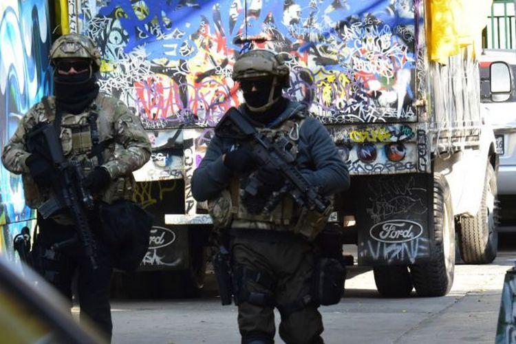 """Detienen a """"El Kilo"""", operador del CJNG en Michoacán."""