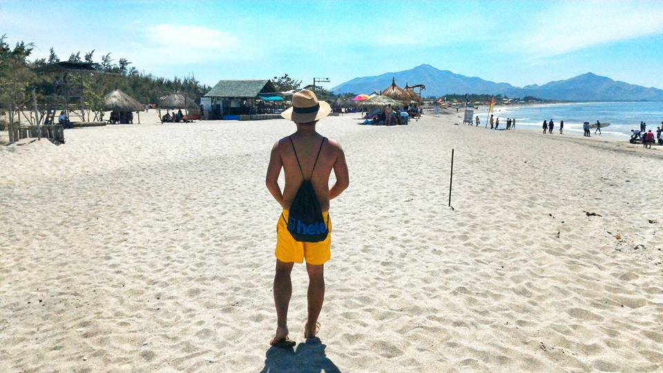 Crystal Beach Resort Surfing Camping Bonding The