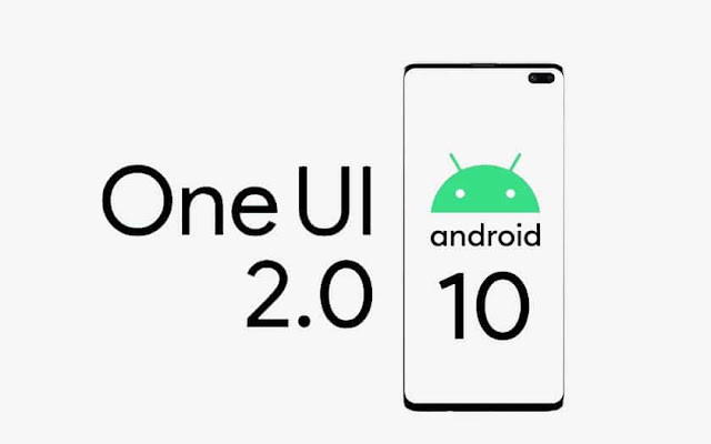 ONE UI 2.0 ANDROID 10