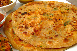 Besan Ki Roti Asian recipes - Easy To Make Recipe