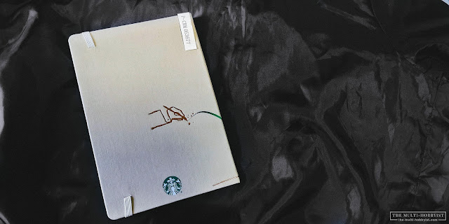 Starbucks 2019 Planner (Philippines) in Milk + Teal Pouch Review