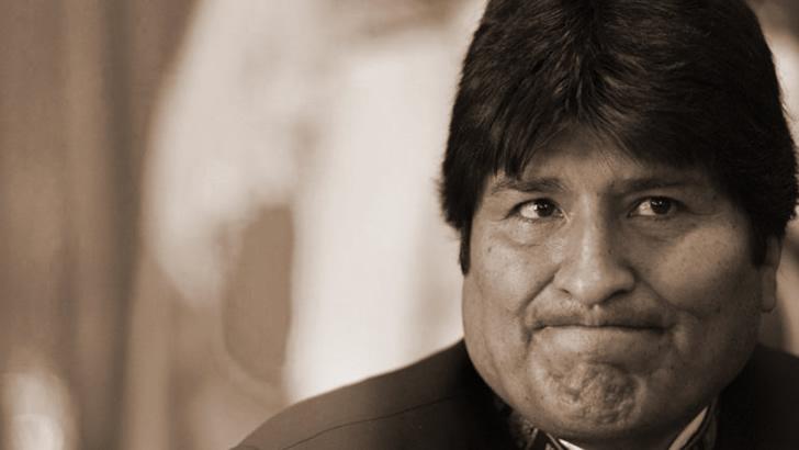 Evo Morales no puede ser candidato nuevamente según la CPE