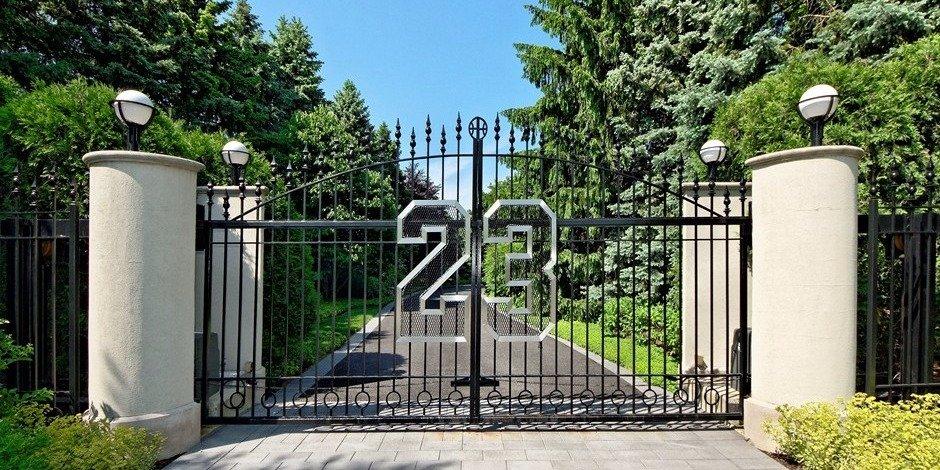 separation shoes 785df 448f5 Michael Jordan ex NBA subasta su mansión de Chicago de 16Millones a  14.8Millones (Fotos y Video).