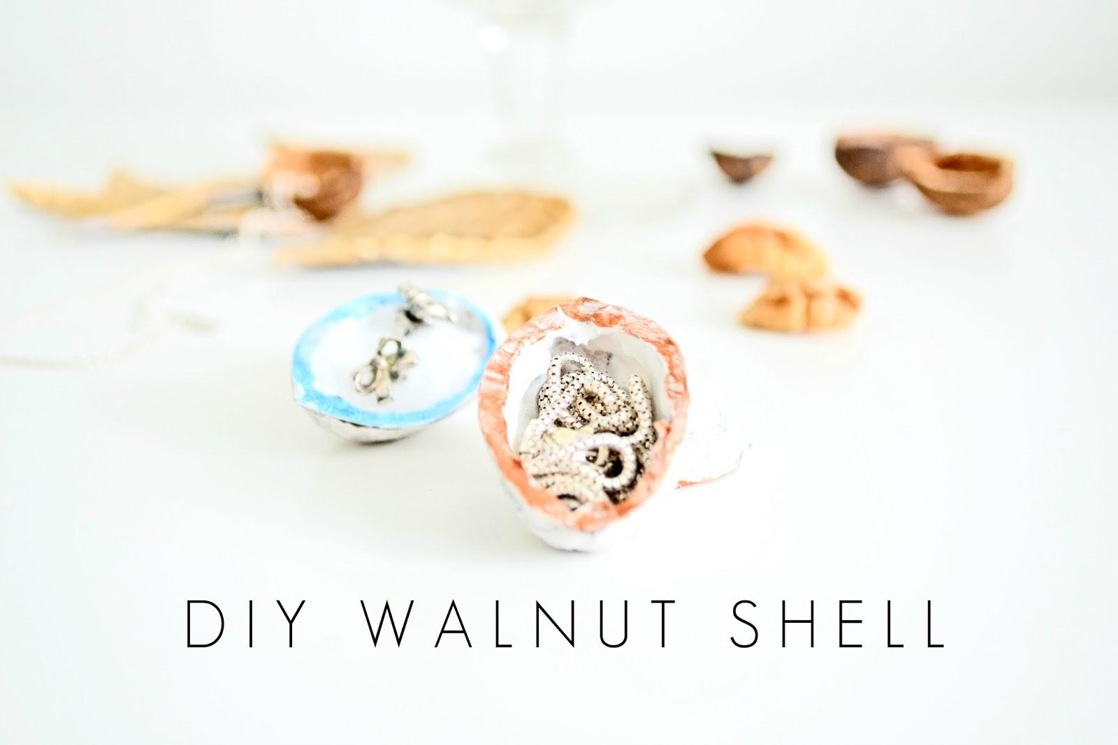 DIY Walnut Shell Ideas