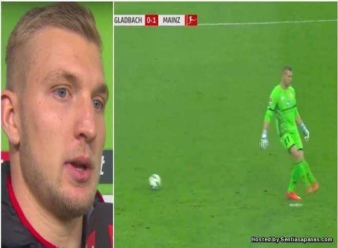 Video Paling Lucu Penjaga Gol Tak Sedar Bola Hilang